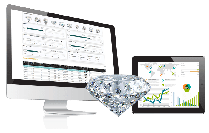 jafty diamond jewelry development web engine gallery interactive search
